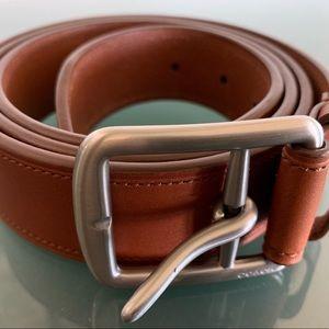 Coach leather belt men's size 40